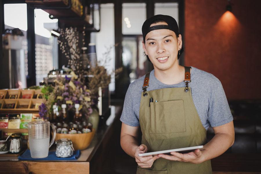 A importância de comprar do pequeno negócio